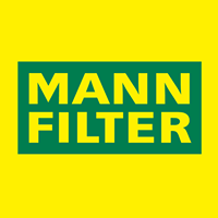 logo MANN filters original manufacture of this part number H7101N