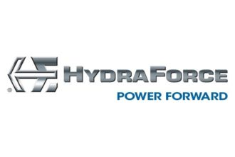 logo hydraforce hydraulic manufacture of main product with part number EC08-32