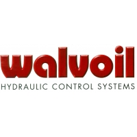 logo Walvoil manufacture of hydraulic valves